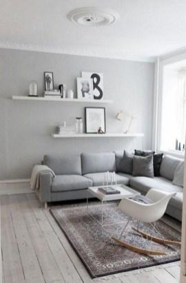 Cozy Scandinavian Living Room Designs Ideas 25