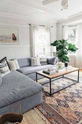 Cozy Scandinavian Living Room Designs Ideas 26