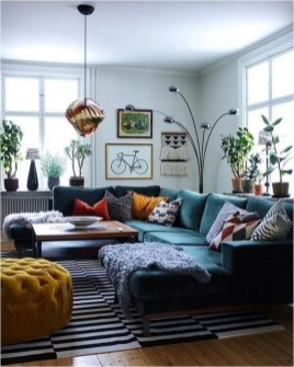 Cozy Scandinavian Living Room Designs Ideas 36