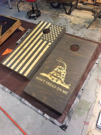 Inspired Cornhole Board Plans That Will Amp Up Your Summer 11