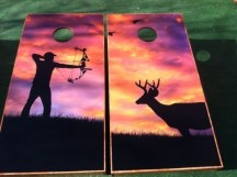 Inspired Cornhole Board Plans That Will Amp Up Your Summer 33