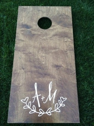 Inspired Cornhole Board Plans That Will Amp Up Your Summer 52