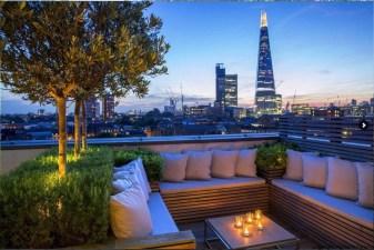 Inspiring Garden Terrace Design Ideas with Awesome Design 02