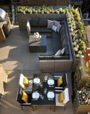 Inspiring Garden Terrace Design Ideas with Awesome Design 05