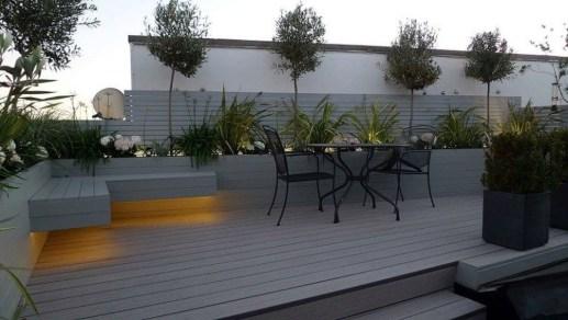 Inspiring Garden Terrace Design Ideas with Awesome Design 16