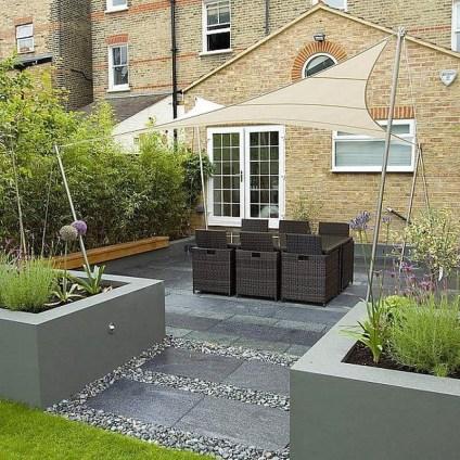 Inspiring Garden Terrace Design Ideas with Awesome Design 18