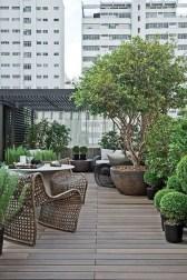 Inspiring Garden Terrace Design Ideas with Awesome Design 50