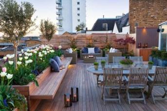 Inspiring Garden Terrace Design Ideas with Awesome Design 53