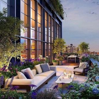 Inspiring Garden Terrace Design Ideas with Awesome Design 54