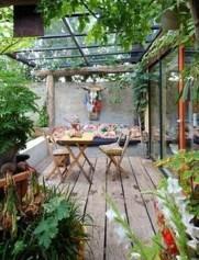 Inspiring Garden Terrace Design Ideas with Awesome Design 57