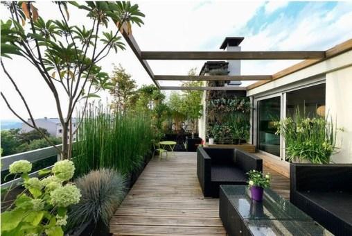 Inspiring Garden Terrace Design Ideas with Awesome Design 64