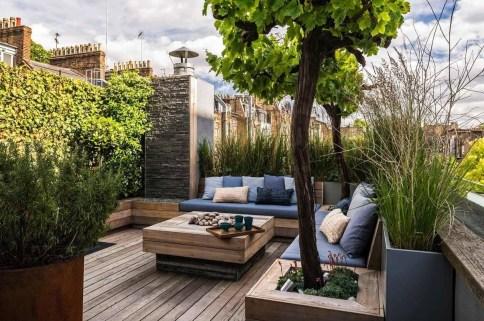 Inspiring Garden Terrace Design Ideas with Awesome Design 65