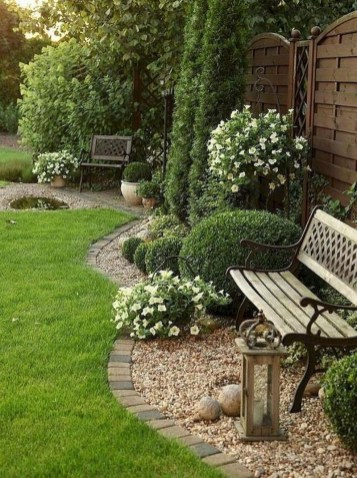Landscaping Front Yard Ideas to Beautify Your Garden Design 04