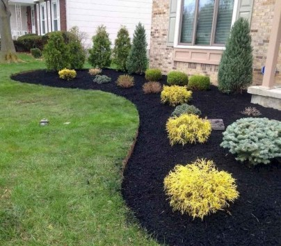 Landscaping Front Yard Ideas to Beautify Your Garden Design 11