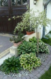 Landscaping Front Yard Ideas to Beautify Your Garden Design 46