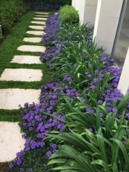 Landscaping Front Yard Ideas to Beautify Your Garden Design 63