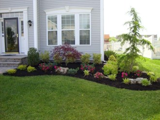 Landscaping Front Yard Ideas to Beautify Your Garden Design 64