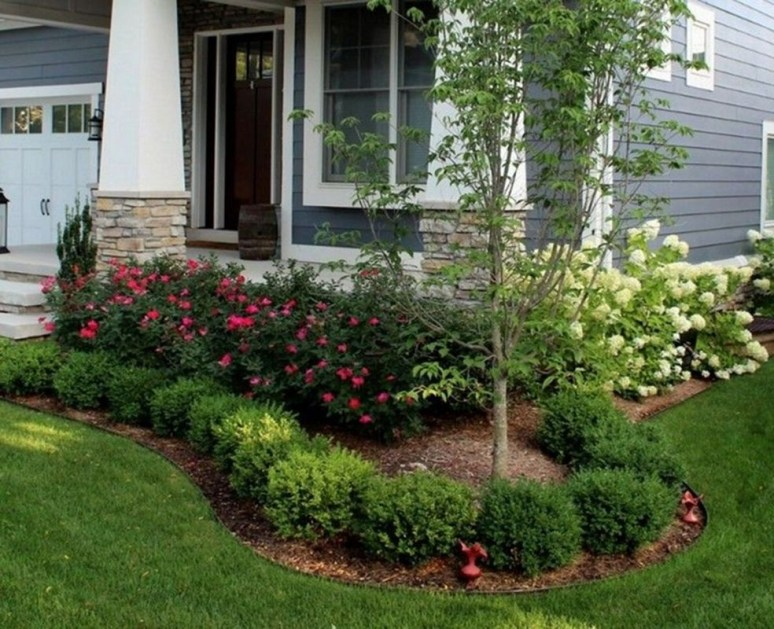 Landscaping Front Yard Ideas to Beautify Your Garden Design 68