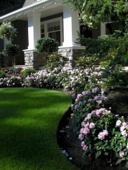 Landscaping Front Yard Ideas to Beautify Your Garden Design 71