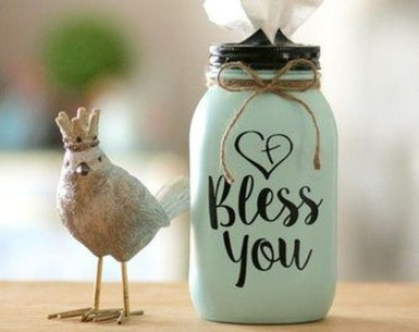 Outstanding DIY Crafts Project Ideas with Mason Jars 17