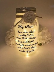 Outstanding DIY Crafts Project Ideas with Mason Jars 27