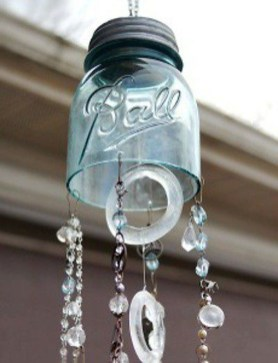 Outstanding DIY Crafts Project Ideas with Mason Jars 33