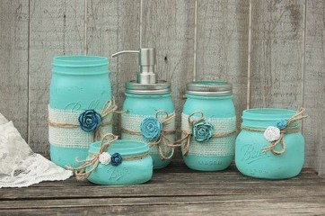 Outstanding DIY Crafts Project Ideas with Mason Jars 41