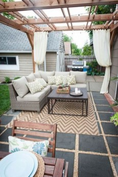 Small Backyard Patio Ideas On a Budget 02