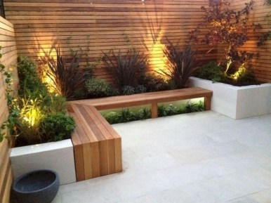 Small Backyard Patio Ideas On a Budget 05
