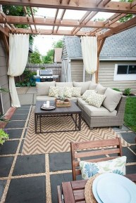 Small Backyard Patio Ideas On a Budget 06