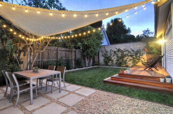 Small Backyard Patio Ideas On a Budget 13