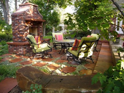 Small Backyard Patio Ideas On a Budget 21