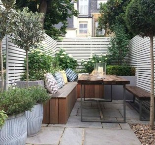 Small Backyard Patio Ideas On a Budget 26