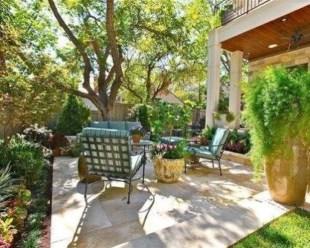 Small Backyard Patio Ideas On a Budget 38