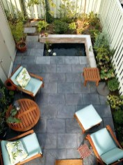 Small Backyard Patio Ideas On a Budget 39