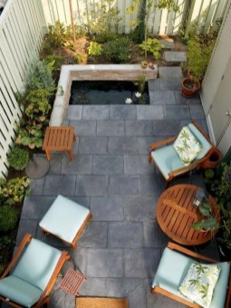 Small Backyard Patio Ideas On a Budget 43