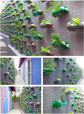 Stunning DIY Vertical Garden Design Ideas 07