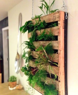 Stunning DIY Vertical Garden Design Ideas 08