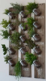 Stunning DIY Vertical Garden Design Ideas 11