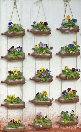 Stunning DIY Vertical Garden Design Ideas 12