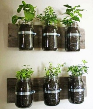 Stunning DIY Vertical Garden Design Ideas 16