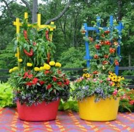 Stunning DIY Vertical Garden Design Ideas 46