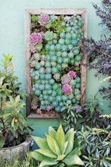 Stunning DIY Vertical Garden Design Ideas 57