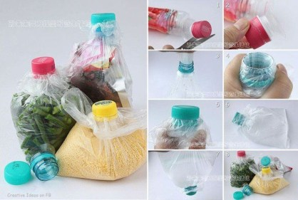 Ways to Reuse and Recycle Empty Plastic Bottles in Your Home Decoration 18