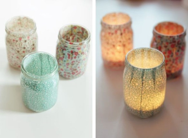 Ways to Reuse and Recycle Empty Plastic Bottles in Your Home Decoration 23