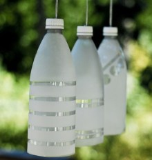 Ways to Reuse and Recycle Empty Plastic Bottles in Your Home Decoration 33