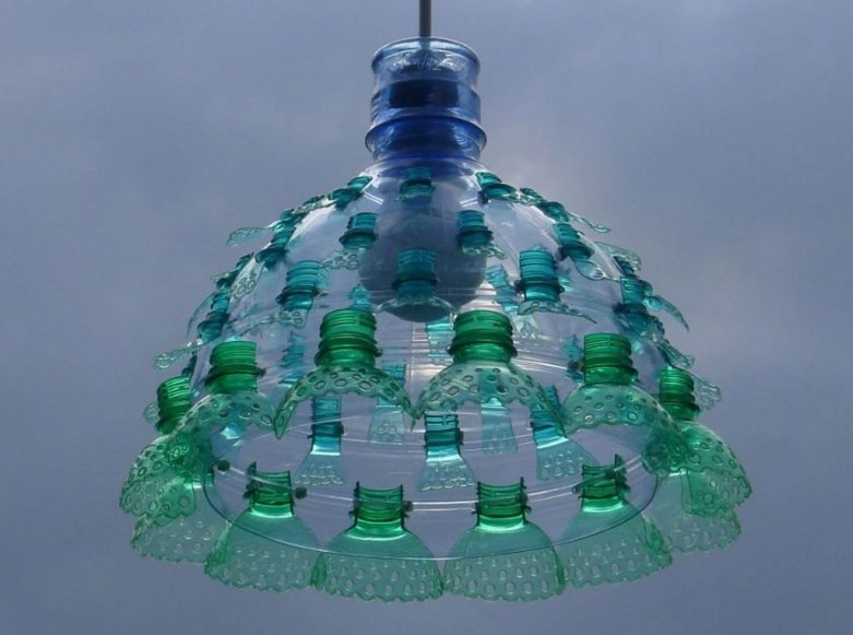 Ways to Reuse and Recycle Empty Plastic Bottles in Your Home Decoration 46