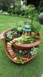 Amazing DIY Garden Decoration Idea You Must Try 13