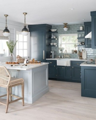 Awesome Kitchen Island Design Ideas with Modern Decor & Layout 07