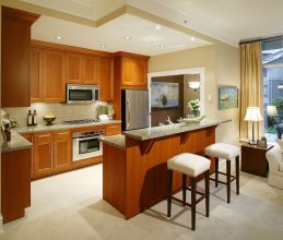 Awesome Kitchen Island Design Ideas with Modern Decor & Layout 35